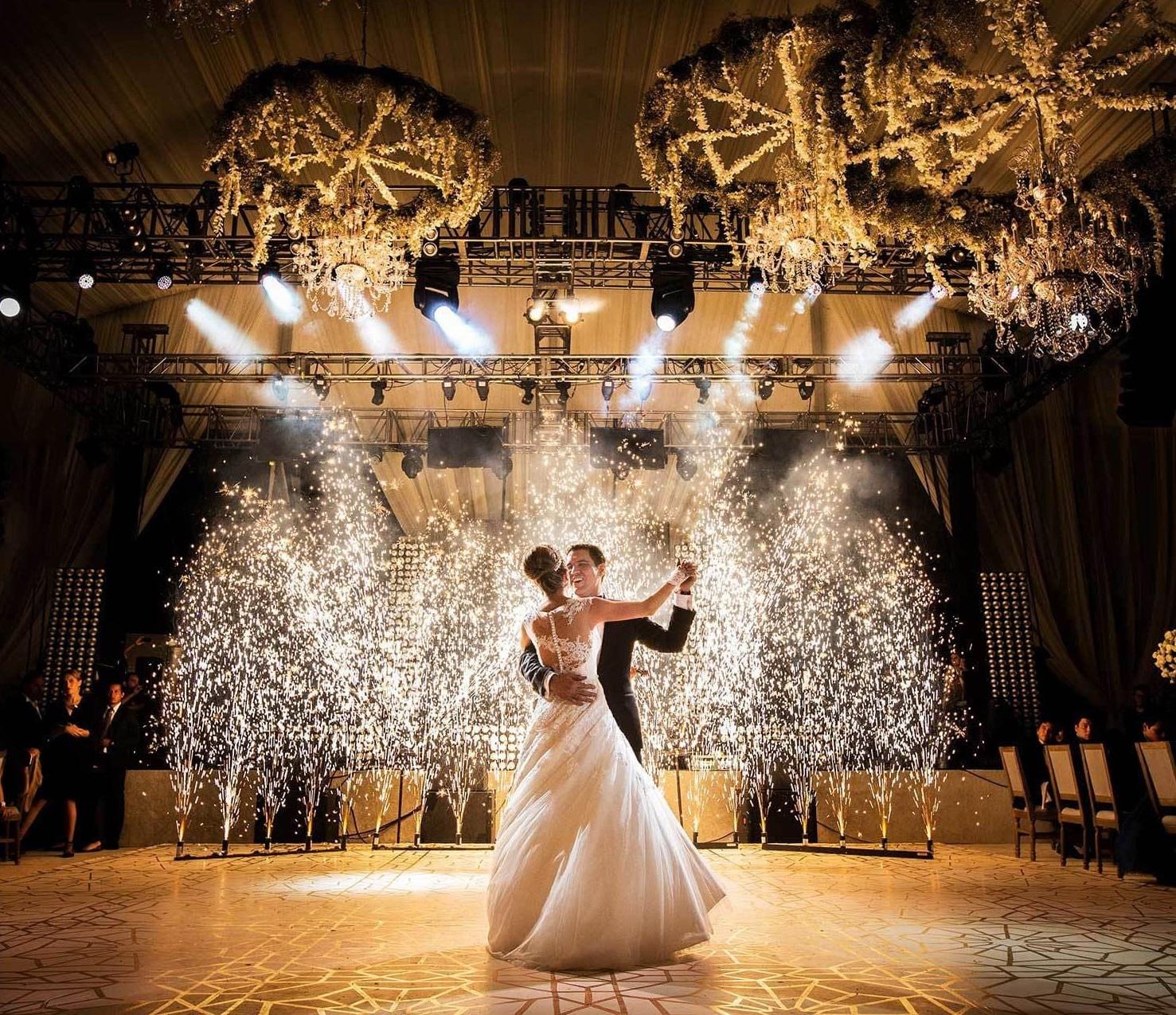 Самые популярные свадебные композиции
